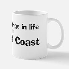 Newport Coast: Best Things Mug