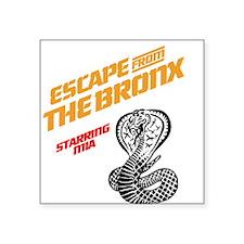 Bronx Cobra Square Sticker