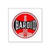 Baroid Stickers