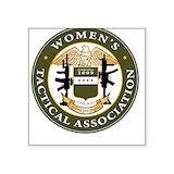 Womens tactical association Bumper Stickers