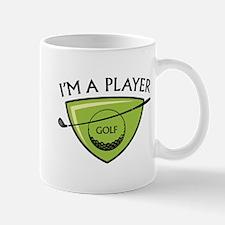 I'm A Player Mug