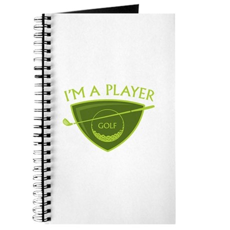 I'm A Player Journal
