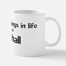 Newhall: Best Things Mug