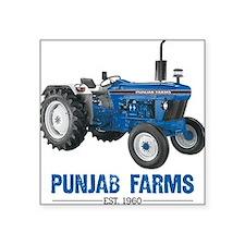 Punjab Farms Square Sticker
