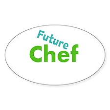 Future Chef Decal