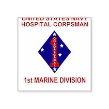 1st Marine Division<BR>Navy Corpsman 6