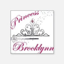 Brooklynn Square Sticker