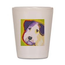 Sealyham Terrier Shot Glass