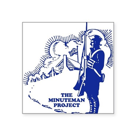 the minuteman project Minuteman civil defense corps project and minutemanhqcom are projects of declaration alliance (da) -- a public policy and issues advocacy organization that aggressively addresses the intensifying assaults that the american republic continues to endure - at home, and abroad.