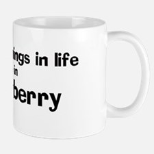Strawberry: Best Things Mug