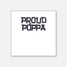 Dads/Fathers/Husbands/Boyfriend Square Sticker