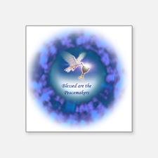 Peacemaker Square Sticker