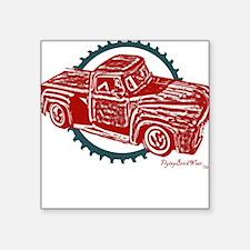 Square Sticker