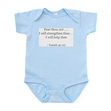 Isaiah 41:10 Infant Creeper