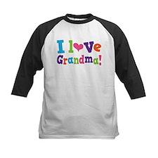 I Love Grandma Tee