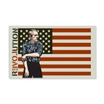Ron Paul American Revolution 22x14 Wall Peel
