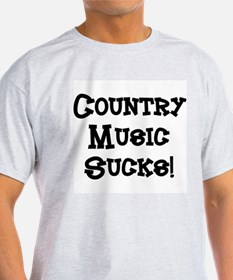 Save my ears shoot a country singer Yellow Shir T-