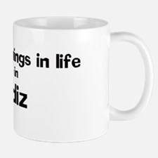 Cadiz: Best Things Mug