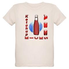 Ketchup Kicks Ass T-Shirt