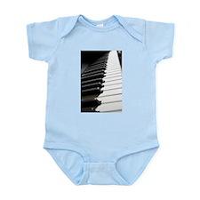 Piano Keys photo Infant Bodysuit