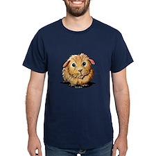Golden Guinea Pig T-Shirt