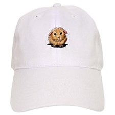 Golden Guinea Pig Baseball Cap
