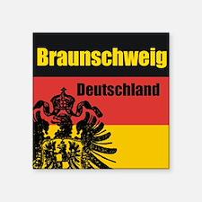 Braunschweig Square Sticker