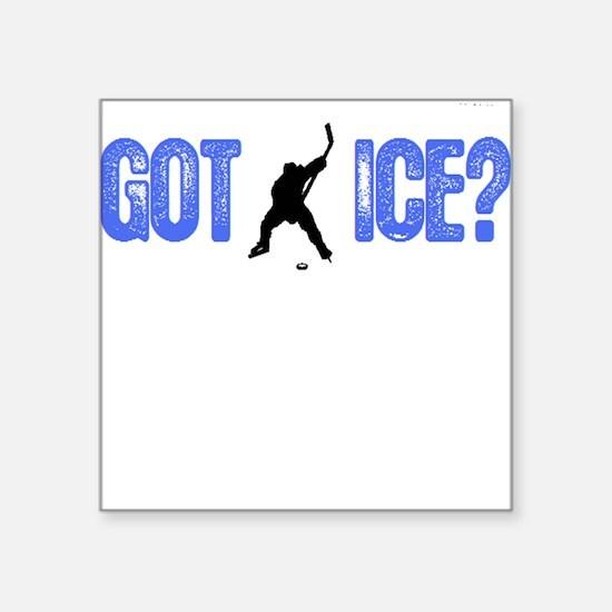 Got Ice? Square Sticker
