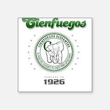 Cienfuegos Elefantes Square Sticker