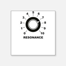 Resonance Square Sticker