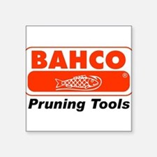 Bahco Pruning Square Sticker