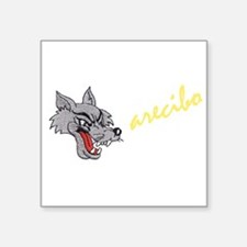 Arecibo Square Sticker