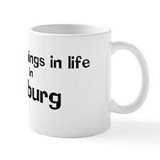 Pittsburg: Best Things Mug
