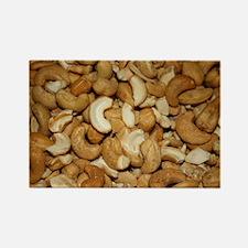Cashew Nuts cashew Rectangle Magnet