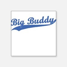 Big Buddy Square Sticker