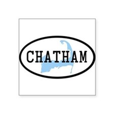 Chatham Square Sticker
