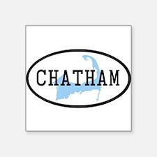 Chatham Square Sticker