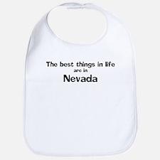Nevada: Best Things Bib