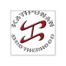 Brotherhood - Katipunana Square Sticker