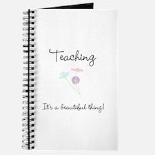 Teaching Beautiful Thing Journal
