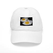 Fried Eggs eggs over easy Baseball Cap