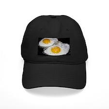 Fried Eggs eggs over easy Baseball Hat