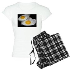 Fried Eggs eggs over easy Pajamas