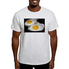 Fried Eggs eggs over easy T-Shirt