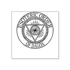 Esoteric Order Of Dagon Square Sticker
