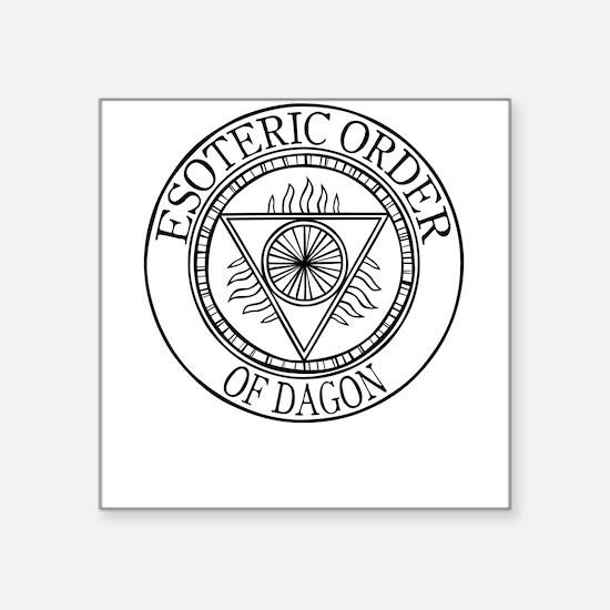 Esoteric Order Of Dagon Square Sticker