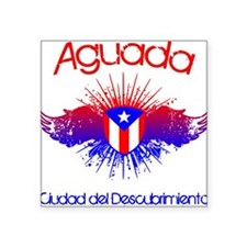 Aguada Square Sticker