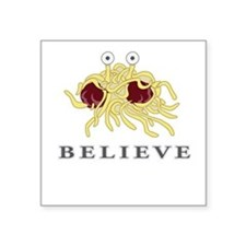 Square Sticker