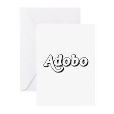 Adobo - Filipino tshirts Greeting Cards (Package o