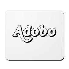 Adobo - Filipino tshirts Mousepad